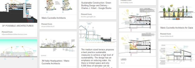 Clikc on image to visit the Crossarc Studio for Green Design Diagrams  hundreds of building designs.
