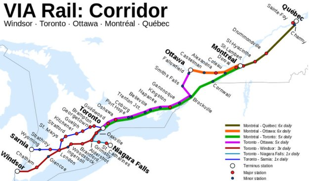 via_rail_corridor_from_wikipedia
